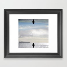 VANTAGE Framed Art Print