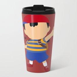 Ness(Smash) Metal Travel Mug
