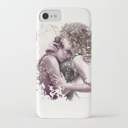 Among The Stars iPhone Case