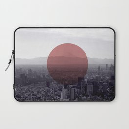 Fuji in the Distance - Remastered Laptop Sleeve