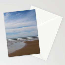 Where Sky Meets Sea Stationery Cards
