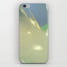 abstract lighteffects -15- iPhone Skin