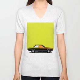 Pop ART car Unisex V-Neck