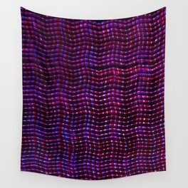 Screened violet Wall Tapestry