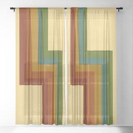 Shakuru Sheer Curtain
