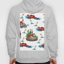 Otter Love of Otters Hoody