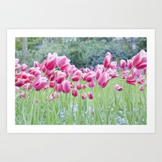 spring in london 001 Art Print