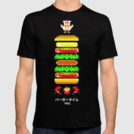 BurgerTime T-shirt