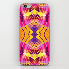 Pinky Aztec iPhone Skin