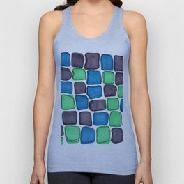 Coblestone Way Unisex Tank Top