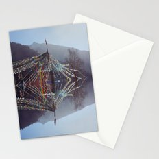 Flag Mountain Stationery Cards