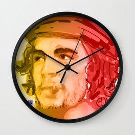 Che 2 Wall Clock