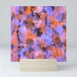 Rhapsody of colors 7. Mini Art Print