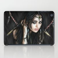 gypsy iPad Cases featuring Gypsy by Justin Gedak