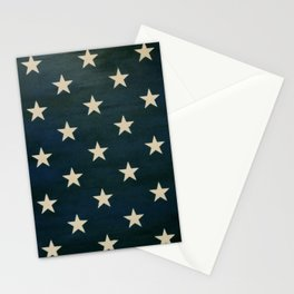 Stars Stationery Cards