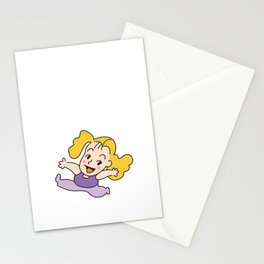 a Girl_B Stationery Cards