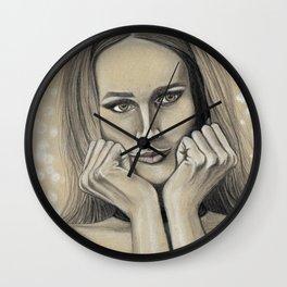 Hey Maddalena Wall Clock