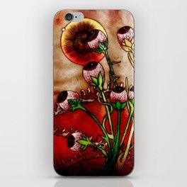 Erasure iPhone Skin