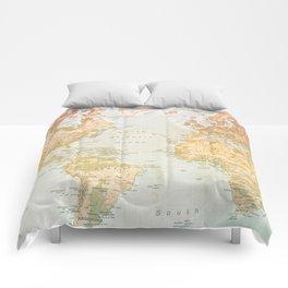 Pastel World Comforters