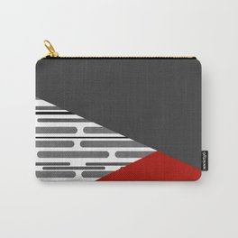 Simple patchwork Carry-All Pouch