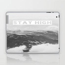 Stay High II Laptop & iPad Skin