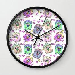 Talk Furby To Me Wall Clock