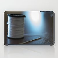 sewing iPad Cases featuring Sewing by Heartland Photography By SJW