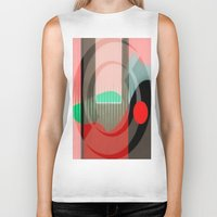 courage Biker Tanks featuring Courage by Kristine Rae Hanning