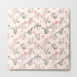 Floral and Foliage {part 4} Metal Print