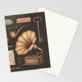A Sophisticated Assemblage Stationery Cards