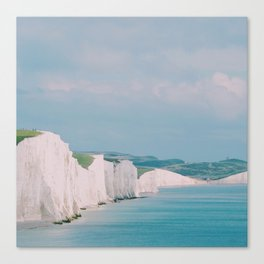 Beachy Head, UK Canvas Print