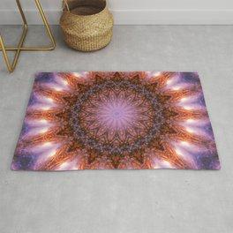 Space Mandala no31 Rug