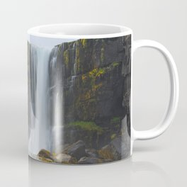 Öxarárfoss Coffee Mug