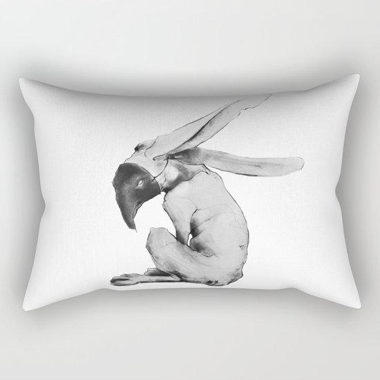 Deception Rectangular Pillow