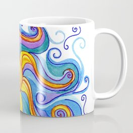 Embraced Coffee Mug