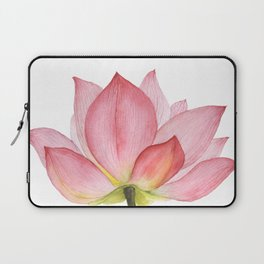 Pink lotus #2 Laptop Sleeve