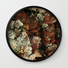 Abducent Reflection | Kai Wall Clock