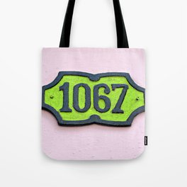 You Can't Miss It Tote Bag