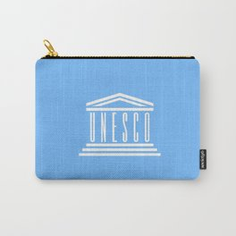 flag of Unesco Carry-All Pouch
