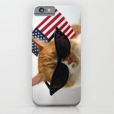 PAWSitively Patriotic Slim Case iPhone 6s