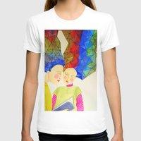 les mis T-shirts featuring les soeurs by sylvie demers
