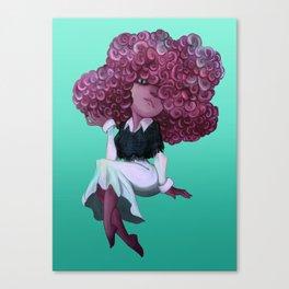 Yūrei No.02 Canvas Print