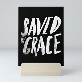 Saved by Grace II Mini Art Print