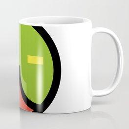 face 2 Coffee Mug