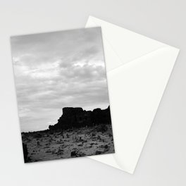 Ruinas B&W Stationery Cards