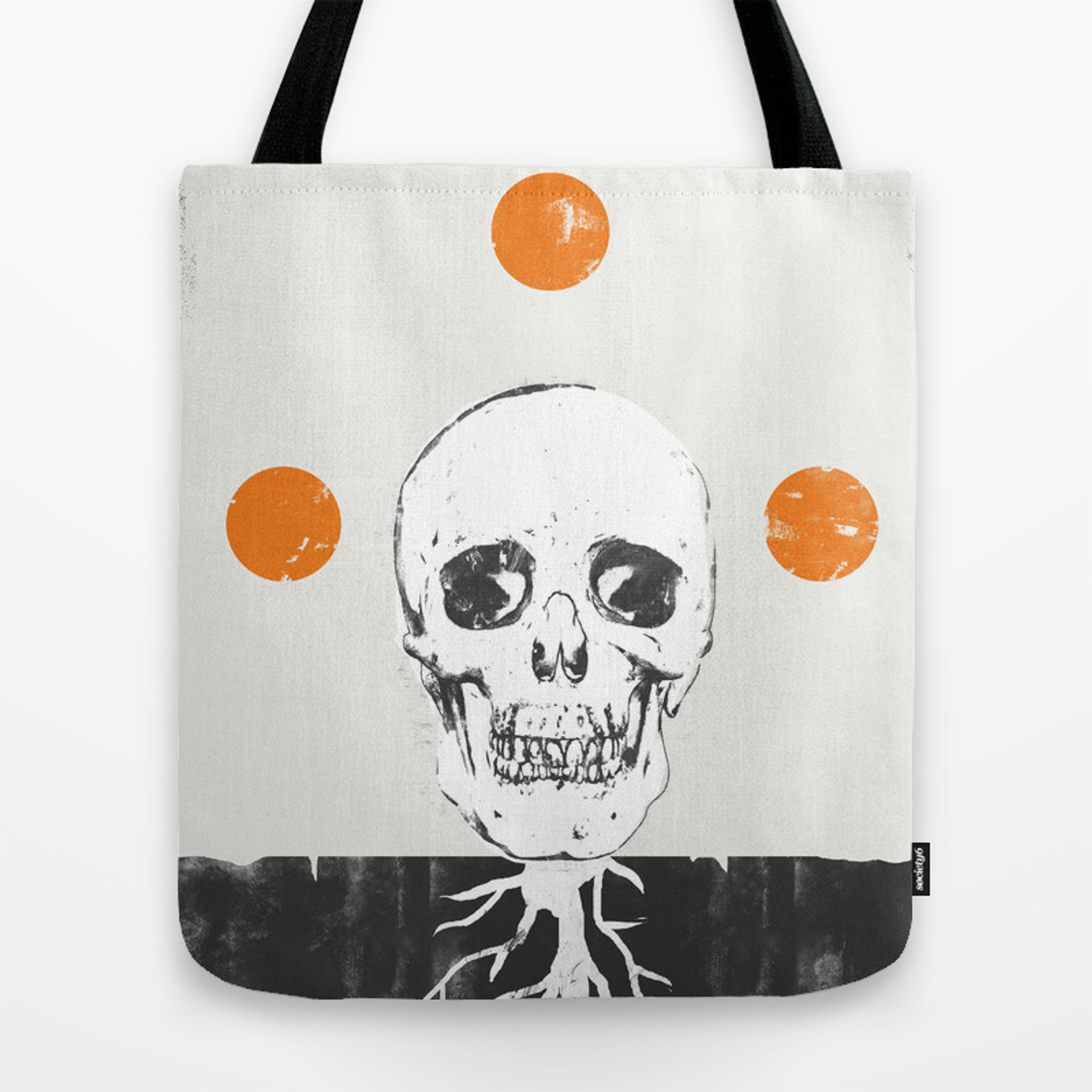The Roots of Death Tote Bag by ...