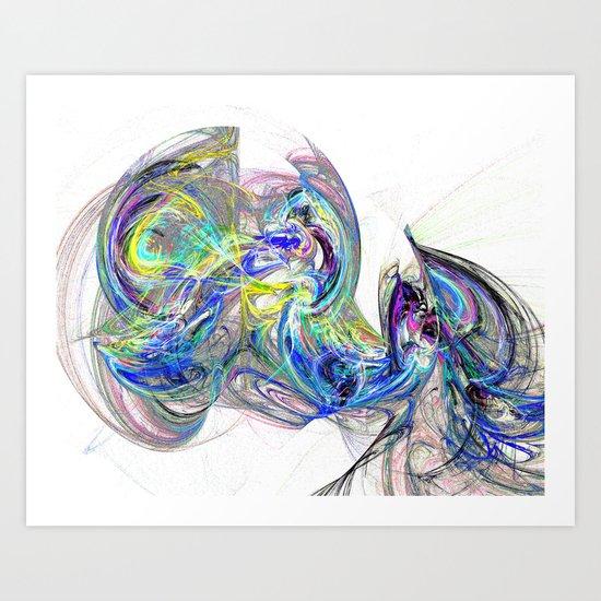 Januk Art Print