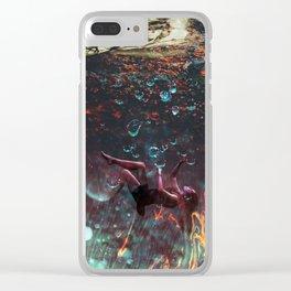 Reach You Clear iPhone Case