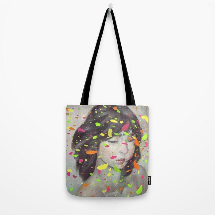 Colours Tote Bag