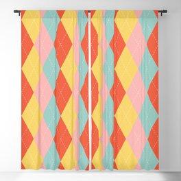 Geometric Pattern 116 Blackout Curtain